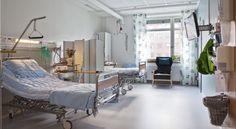 Jubileumskliniken, onkologklinik på Sahlgrenska i Göteborg   F O Peterson