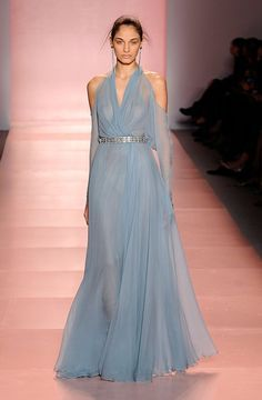 Jenny Packham - Spring 2011. Pastel Dress #2dayslook #jamesfaith712 #PastelDress www.2dayslook.com