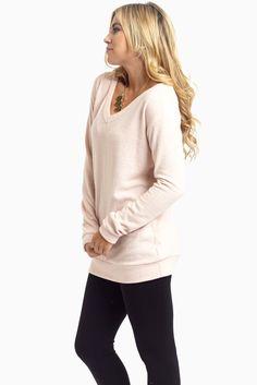 Tops Romantic Ingrid & Isabel Maternity Shirt Medium Nwot Excellent Quality