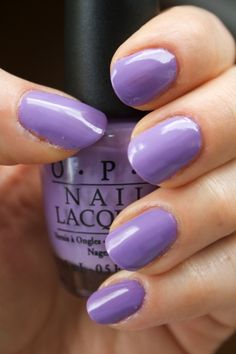 OPI's do you lilac it? I lilac it!