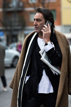 The Sartorialist / On the Street…Beppe, Milan // #Fashion, #FashionBlog, #FashionBlogger, #Ootd, #OutfitOfTheDay, #StreetStyle, #Style