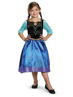 Girls Anna Traveling Classic Costume #LavaHot http://www.lavahotdeals.com/us/cheap/girls-anna-traveling-classic-costume/129752