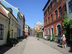 Malmo, Sweden. #cabinmax http://cabinmax.com/en/trolleys/60-malmo.html