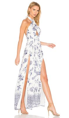 Shop for THE JETSET DIARIES Zulu Maxi Dress in Zulu Print at REVOLVE. Free 2-3 day shipping and returns, 30 day price match guarantee.