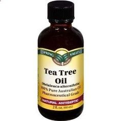 THIS WORKS! I even dab it on ankles and back of our necks, full strength........ Tick repellent to spray on shoes, socks, pant cuffs, pets etc. 1 part tea tree oil to 2 parts water