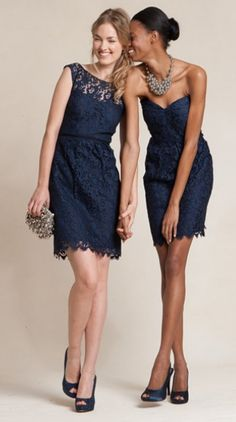 Gorgeous bridesmaid dresses by Jenny Yoo @bridalHQ #bridalHQ