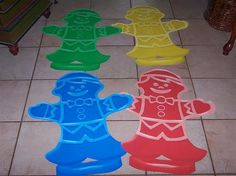 Candy Land Candyland Birthday Party Decorations by playpatterns, via