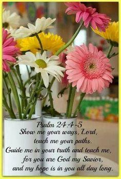 Psalm 24:1-5