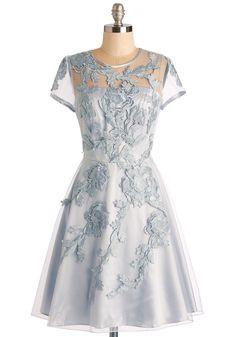 Falling in Lovely Dress, #ModCloth