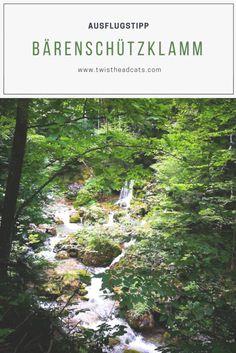 Die #Bärenschützklamm in der Nähe von #Graz bietet idyllische Wander- und Spazierwege, #Wasserfälle und ist auch für #Hundebesitzer ein beliebtes #Ausflugsziel...
