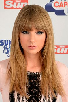 Bangs for Different Face Shapes  #hairstyles #bangs #haircuts