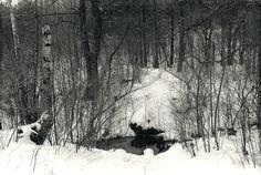 """Snow"" Milwaukee, WI - 2010   * Black and White *  Film *  Deb Carneol Original"