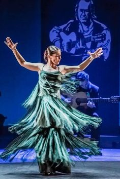 "Sara Baras in ""Voces,"" which will be at the Flamenco Festival Miami at the Adrienne Arsht Center Thursday through Saturday"