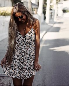 @natabaluc | Pin: Nicoletta Cosio Ugly Outfits, Boho Outfits, Spring Outfits, Cute Outfits, Fashion Outfits, Cute Dresses, Casual Dresses, Trends, Mode Inspiration