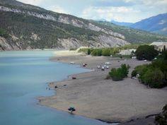 La mer à la montagne ! - Deuxième plus grand lac artificiel d'Europe, le lac de…