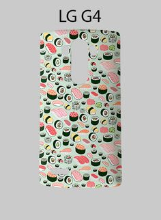 Delicious Sushi LG G4 Case Cover
