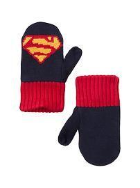 Superman Mitts by gap #Kids #Mittens