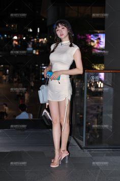 Asian Beauty, Mini Skirts, One Piece, Fashion, Moda, Fashion Styles, Mini Skirt, Fashion Illustrations