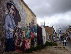 Street art around the corner - art on the streets of Ipiales in the southern region of Nariño Colombia. . . . #streetart #graffitiart #artecallejero #culture #streetscene #ipiales #ipialesnariño #nariño #colombia #colombiaespasion #offthebeatenpath #turismonariño #explorecolombia #visitcolombia #findyouradventure #solotravel #visitnariño #adventure #travelcolombia #igersnariño #igersipiales #igerscolombia
