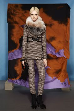 Missoni Pre-Fall 2012 - Review - Collections - Vogue