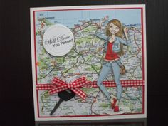 Handmade congratulations on passing your driving test card - female Passed Driving Test, Drivers Permit, Cricut Explore Projects, Test Card, Card Ideas, Gift Ideas, Congratulations Card, Kids Cards, Cardmaking