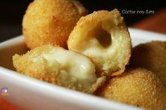 palline di patate filanti, cucina con sara