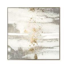 Sun and Rain Canvas Print