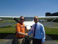 Chris Leighton earned his Recreational pilot certificate on June 25, 2016. To obtain his Recreational certificate, Chris passed an oral and a flight exam with a Federal Aviation Administration designated flight examiner. Chris is enrolled in the...