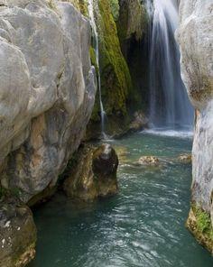 #LiveCostaBlanca #FuentesdelAlgar Waterfall, Outdoor, Fonts, Outdoors, Rain, The Great Outdoors, Waterfalls