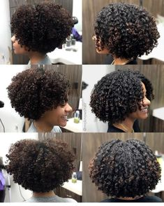 my curls are flourishing these days all thanks to the proper guidance, consistency, patience + my… Curly Afro Hair, Crimped Hair, Short Curly Hair, Curly Hair Styles, Short Curls, Curly Girl, Natural Hair Cuts, Natural Hair Journey, Natural Hair Styles