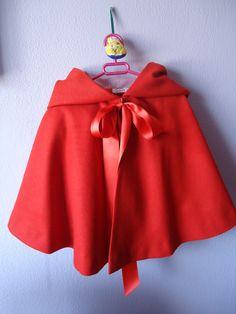 Disfraz Caperucita Roja by Subidú.