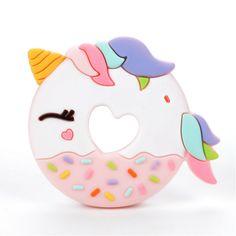 Unicorn Donut Teether – Project Nursery