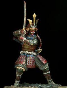 Samurai, 16º-17º sec.