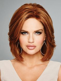 Remy Human Hair, Are you looking for human hair wigs cheap casual style online? WigSiS offers the latest high quality real human hair wigs for black women and white women at great prices. shipping world wide. Medium Hair Styles, Natural Hair Styles, Short Hair Styles, Bob Styles, Medium Bob Hairstyles, Wig Hairstyles, Hairstyle Ideas, Pixie Haircuts, Medium Layered Haircuts