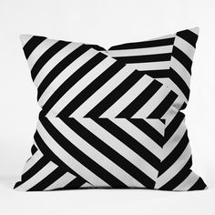Three Of The Possessed Dazzle Uptown Throw Pillow | DENY Designs Home Accessories