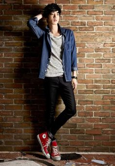 nice #Ulzzang #Korean... by http://www.newfashiontrends.pw/korean-fashion-men/ulzzang-korean/