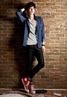 nice #Ulzzang #Korean... by http://www.newfashiontrends.pw/korean-fashion-men/ulzzang-korean/