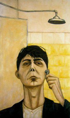 John Brack...Self Portrait