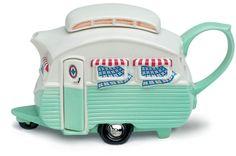 1-qt. Touring Camper Caravan Teapot | Wayfair