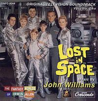 Lost in Space - TV show  Lost in Space is a 1960s American science fiction adventure television series created and produced by Irwin Allen, and filmed by 20th Century Fox Television. It was the second of Irwin Allen's four science fiction television series and the second longest running. The show's premise is a futuristic take on the novel The Swiss Family Robinson[citation needed], about a family shipwrecked far from home. The show focused on fantastic outer space adventure.