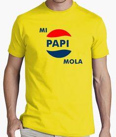 camiseta mi papi mola