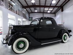 DANIEL SCHMITT & CO. PRESENTS: 1935 #Ford Model 48 3-window #rumbleseat coupe - Visit www.schmitt.com or call 314-291-7000 for more details!