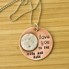 Cute stamped metal jewelry