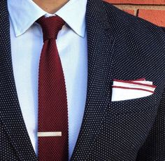 Polka dots were big in aw14 what's your thoughts? Would you buy this? Head on over to designertop2bottom.com have a look at our range of Polka dots Tie Clip, Gentleman, Polka Dots, Stuff To Buy, Outfits, Range, Ootd, Thoughts, Big