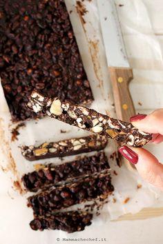 Cookie Bars, Brownie Cookies, Sweet Recipes, Vegan Recipes, My Favorite Food, Favorite Recipes, Biscotti, Muesli, Chocolate Recipes