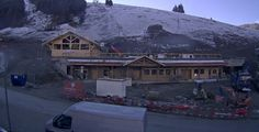 Webcam travaux Bossonnet Mount Everest, Cabin, Mountains, House Styles, Home Decor, Decoration Home, Room Decor, Cabins, Cottage