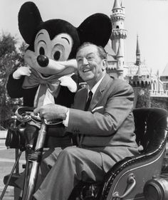 Walt Disney, the maverick: A guest essay by Jon Favreau | Hero Complex – movies, comics, pop culture – Los Angeles Times