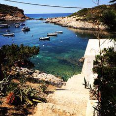 Portinatx - Ibiza. Such a pretty place. #alittleearthquake