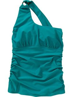 Old Navy   Women's One-Shoulder O-Ring Tankini Tops  I like everything about it...except the one shoulder thing