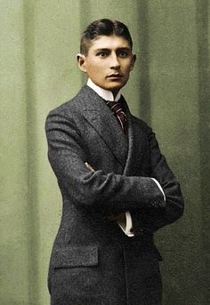 On 3th July, Google honors the the 130th birthday of Franz Kafka. #franzkafka. Find out more about this famous writer at: http://impressivemagazine.com/2013/07/03/franz-kafka-is-celebrated-with-a-google-doodle/
